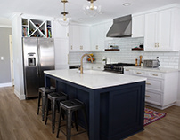 Laguna Hills Custom Kitchen
