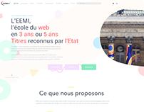 Home page EEMI
