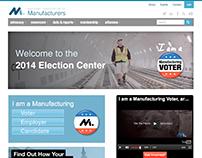 NAM Election Center Dashboard