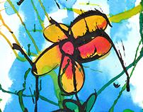 Semana 3 / Martes / La flor solitaria
