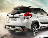 Toyota Yaris Heykers - Leaflet 2016