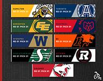 FFFA x CFL Draft 2019