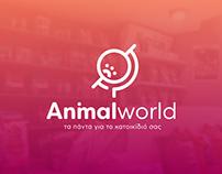 Animal World | Logo & Corporate Identity
