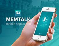 MEMTALK Mobile Application