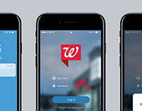 Walgreens - Mobile Application
