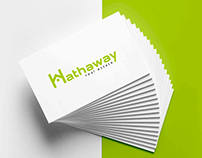 Hathaway.estate - Logo design & Branding