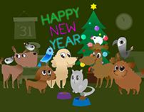 2018跨年影片 / Happy New Year Greeting Video