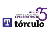 Tórculo - Brand Identity
