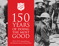 The Salvation Army of Central Ohio Annual Report