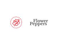 FlowerPeppers logo challenge