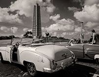 Plaza de la Revolucion, Havana