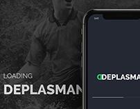 Deplasman Mobile Design and Logo
