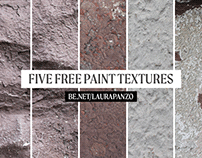 Free Paint Texture Pack .PNGs