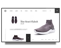 SVD - concept product page