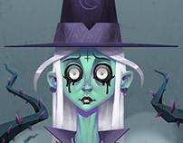 - Witch -