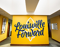 Louisville Forward Murals