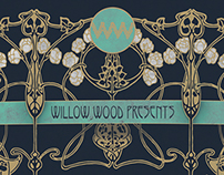 Willow Wood event posters