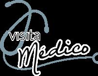 Logo design - Visita de Médico