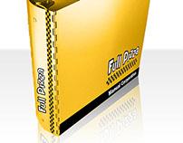 Full Pizza - Brand Identity Manual