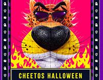 Halloween Cheetos