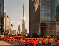 Nike We Run Dubai /// 2015