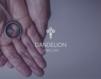 Dandelion Jewellery - Unused Concept