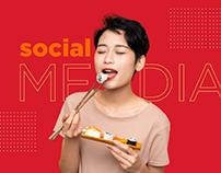 Social Media - Ikigai Sushi