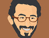 My First vector art For Ahmed Helmy 26/2/2018