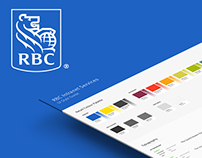 UI KIT FOR RBC'S INTRANET SERVICES