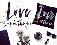 Wedding Design Inspiration made with Skylar Font