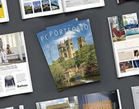 Editorial Design: PORTFOLIO Magazine Issue 7
