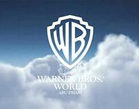 Warner Bros World Deck Presentation Pitch Design