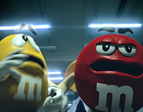 M&M's Newsbreak