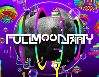 insanity club presents FULLMOONPARTY