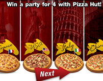 Pizza Hut - Flavours of the World