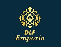DLF Emporio - Advertisments