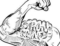 Strong Grind Logo