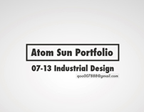 Atom portfolio - Wellypower