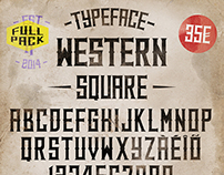 Western Square for free and for sale!