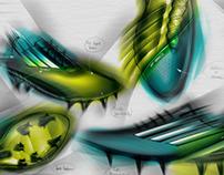 Footwear Design Portfolio '14