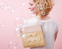 Lamellic bag collection SS14