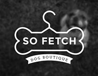 SO FETCH Branding