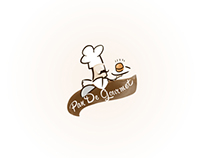 Pan De Gourmet Logo Design and Promotions
