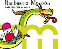 Children book for Diocesano Museum of Barbastro