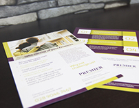 Premier Financial - A5 Double Sided Flyers