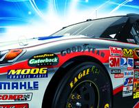 NASCAR Litho's