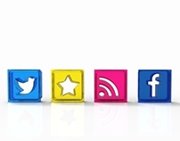Social Media Cookie Cutters