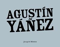Agustín Yáñez Book Cover Series