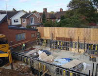Construction of Advanced Dental Clinic, Chelmsford