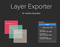 Layer Exporter For Illustrator